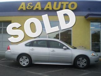 2011 Chevrolet Impala LS Retail Englewood, Colorado
