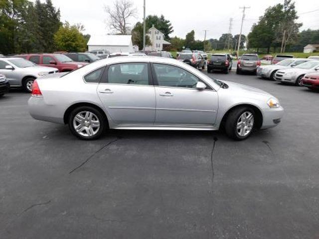 2011 Chevrolet Impala LT Ephrata, PA 2