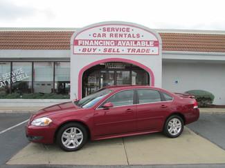 2011 Chevrolet Impala LT Retail Fremont, Ohio