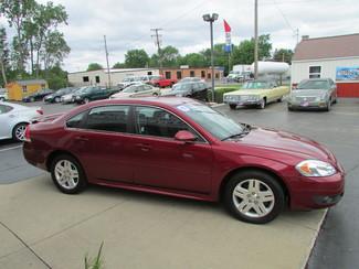 2011 Chevrolet Impala LT Retail Fremont, Ohio 2