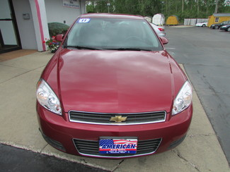 2011 Chevrolet Impala LT Retail Fremont, Ohio 3