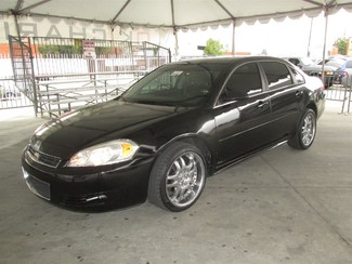 2011 Chevrolet Impala LT Fleet Gardena, California