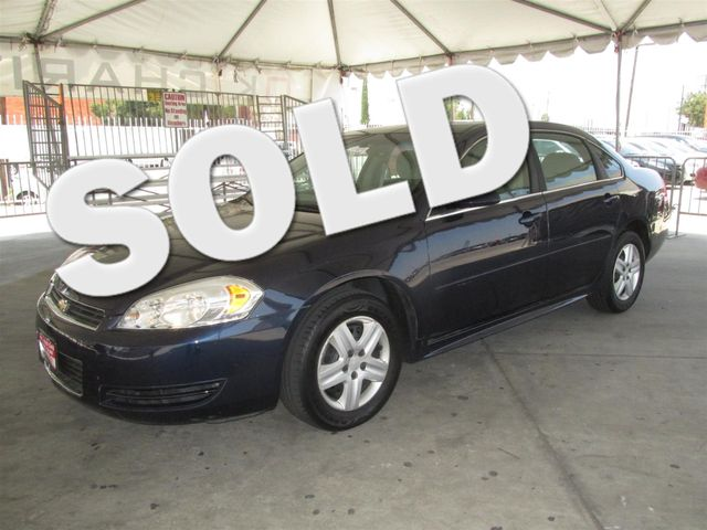 2011 Chevrolet Impala LS Fleet This particular vehicle has a SALVAGE title Please call or email t