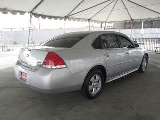 2011 Chevrolet Impala LS Fleet Gardena, California 2