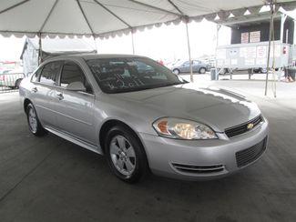 2011 Chevrolet Impala LS Fleet Gardena, California 3