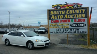 2011 Chevrolet Impala in Harwood, MD