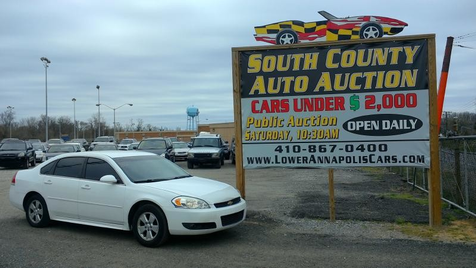 2011 Chevrolet Impala LT Fleet in Harwood, MD