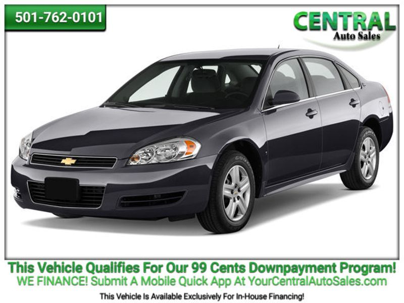 2011 Chevrolet Impala LT Retail | Hot Springs, AR | Central Auto Sales in Hot Springs AR
