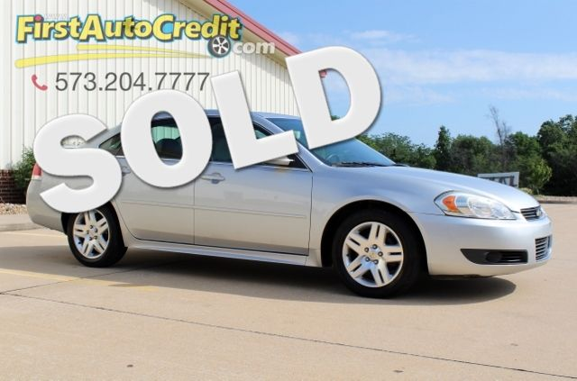 2011 Chevrolet Impala LT  | Jackson , MO | First Auto Credit in Jackson  MO