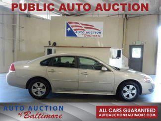 2011 Chevrolet Impala LT Fleet | JOPPA, MD | Auto Auction of Baltimore  in Joppa MD