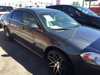 2011 Chevrolet Impala LT CUSTOM WHEELS! AUTOWORLD (702) 452-8488 Las Vegas, Nevada 2