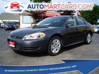 2011 Chevrolet Impala LS Fleet | Nashville, Tennessee | Auto Mart Used Cars Inc. in Nashville Tennessee