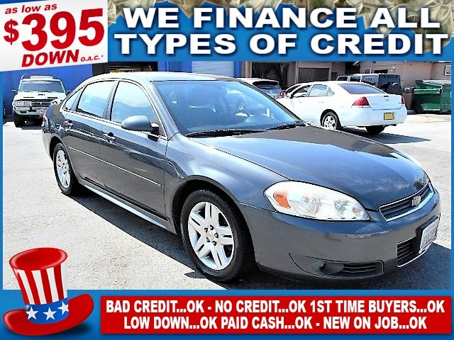2011 Chevrolet Impala LT Retail Limited warranty included to assure your worry-free purchase Auto