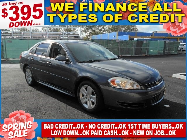 2011 Chevrolet Impala LS Fleet Limited warranty included to assure your worry-free purchase AutoC