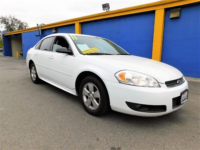 2011 Chevrolet Impala LT Fleet Limited warranty included to assure your worry-free purchase AutoC