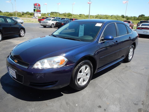 2011 Chevrolet Impala LS Fleet in Wichita Falls, TX