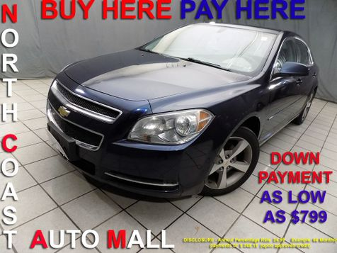 2011 Chevrolet Malibu LT w/1LT As low as $799 DOWN in Cleveland, Ohio