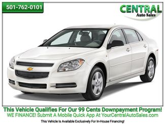 2011 Chevrolet Malibu LS w/1FL | Hot Springs, AR | Central Auto Sales in Hot Springs AR