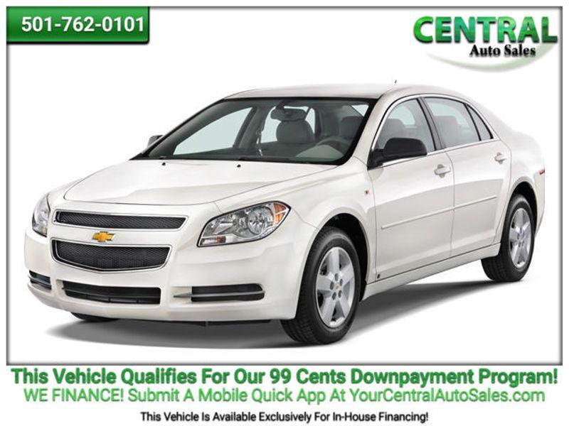 2011 Chevrolet Malibu LS w/1FL | Hot Springs, AR | Central Auto Sales in Hot Springs AR