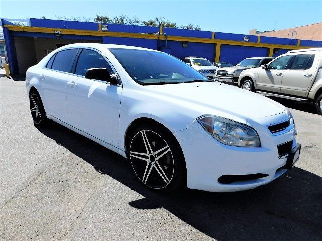 2011 Chevrolet Malibu LS w1FL Limited warranty included to assure your worry-free purchase AutoC