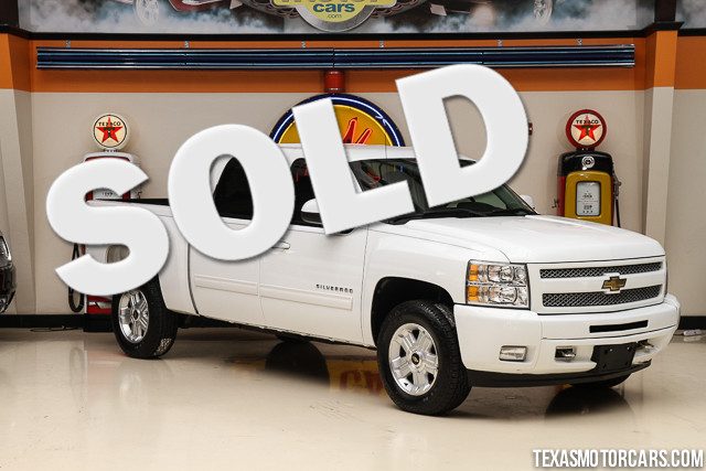 2011 Chevrolet Silverado 1500 LT This Carfax 1-Owner 2011 Chevrolet Silverado 1500 LT is in great