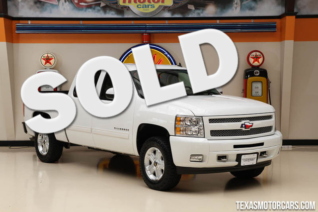 2011 Chevrolet Silverado 1500 LTZ This 2011 Chevrolet Silverado 1500 LTZ is in great shape with on
