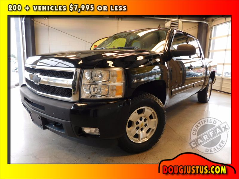 2011 Chevrolet Silverado 1500 LT  city TN  Doug Justus Auto Center Inc  in Airport Motor Mile ( Metro Knoxville ), TN