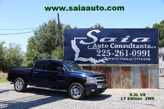 2011 Chevrolet Silverado 1500 Crew Cab Lt 2wd 5.3 V8 20s Pwr Seat Tow Pkg Loaded TWO OWNER CLEAN CARFAX READY TO GEAUX | Baton Rouge , Louisiana | Saia Auto Consultants LLC-[ 4 ]