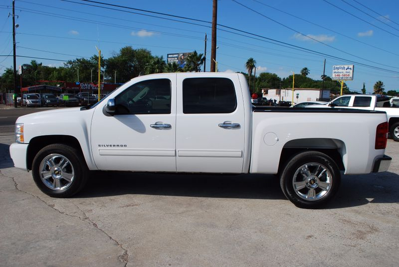 2011 Chevrolet Silverado 1500 LT  Brownsville TX  English Motors  in Brownsville, TX