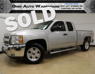 2011 Chevrolet Silverado 1500 LT Z71 4x4 1-Owner Cln Carfax We Finance | Canton, Ohio | Ohio Auto Warehouse LLC in  Ohio