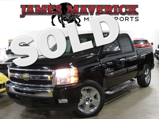 2011 Chevrolet Silverado 1500 LT TEXAS EDITIONCHROME CLEAN CARFAX ONE OWNER CHROME TEXAS ED