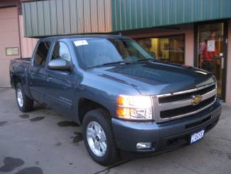 2011 Chevrolet Silverado 1500 LTZ 5.3L Crew Short Box in Dickinson,, ND