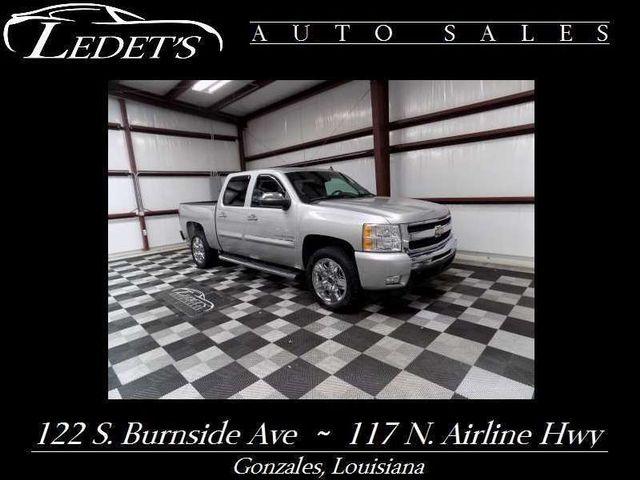 2011 Chevrolet Silverado 1500 LT - Ledet's Auto Sales Gonzales_state_zip in Gonzales Louisiana