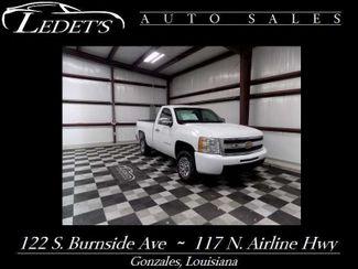 2011 Chevrolet Silverado 1500  - Ledet's Auto Sales Gonzales_state_zip in Gonzales