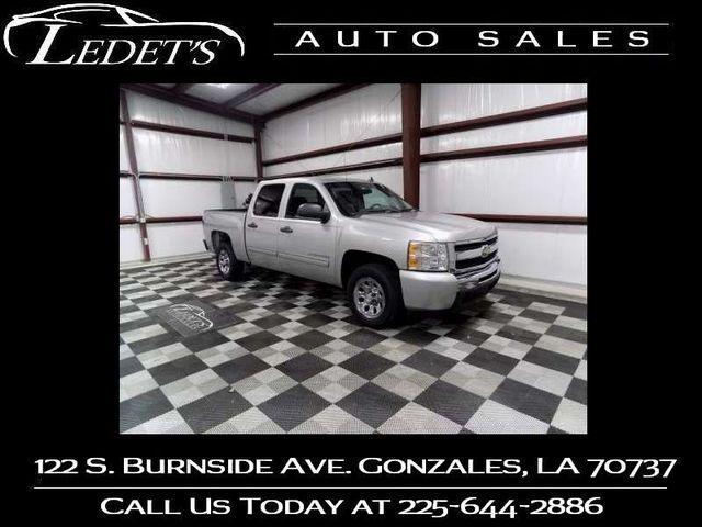 2011 Chevrolet Silverado 1500 LS - Ledet's Auto Sales Gonzales_state_zip in Gonzales Louisiana