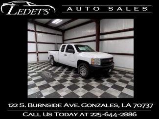 2011 Chevrolet Silverado 1500 4WD - Ledet's Auto Sales Gonzales_state_zip in Gonzales