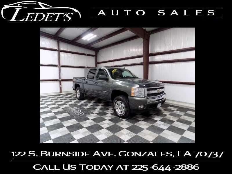 2011 Chevrolet Silverado 1500 LT Z71 - Ledet's Auto Sales Gonzales_state_zip in Gonzales Louisiana