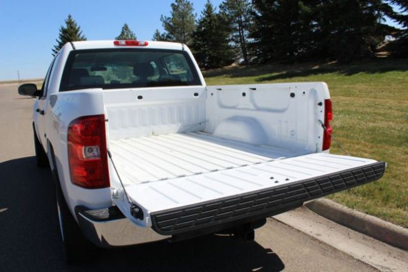 2011 Chevrolet Silverado 1500 Work Truck  city MT  Bleskin Motor Company   in Great Falls, MT
