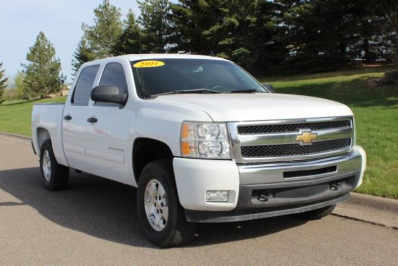 2011 Chevrolet Silverado 1500 Lt City Montana Bleskin