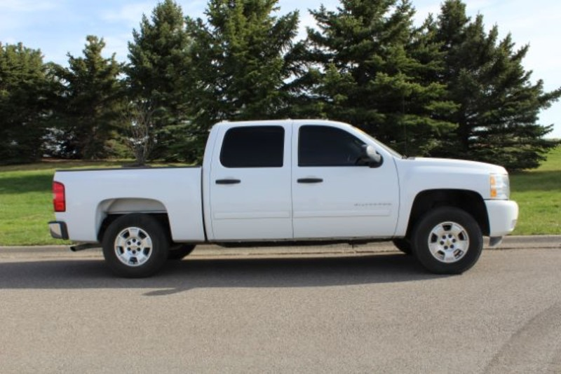 2011 Chevrolet Silverado 1500 LT  city MT  Bleskin Motor Company   in Great Falls, MT