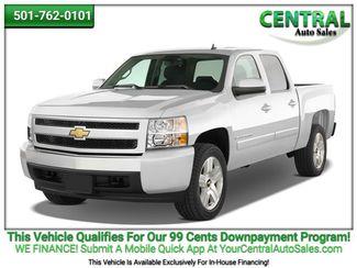 2011 Chevrolet Silverado 1500 Work Truck | Hot Springs, AR | Central Auto Sales in Hot Springs AR