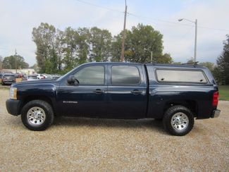 2011 Chevrolet Silverado 1500 Work Truck Houston, Mississippi 2