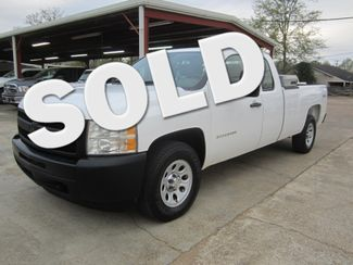 2011 Chevrolet Silverado 1500  4x4 Houston, Mississippi