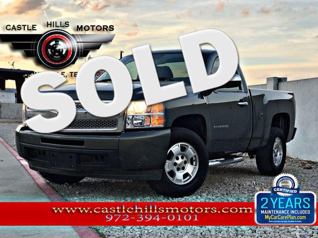 2011 Chevrolet Silverado 1500 Work Truck | Lewisville, Texas | Castle Hills Motors in Lewisville Texas
