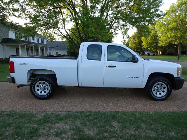 2011 chevrolet silverado 1500 extended cab 4x4. Black Bedroom Furniture Sets. Home Design Ideas