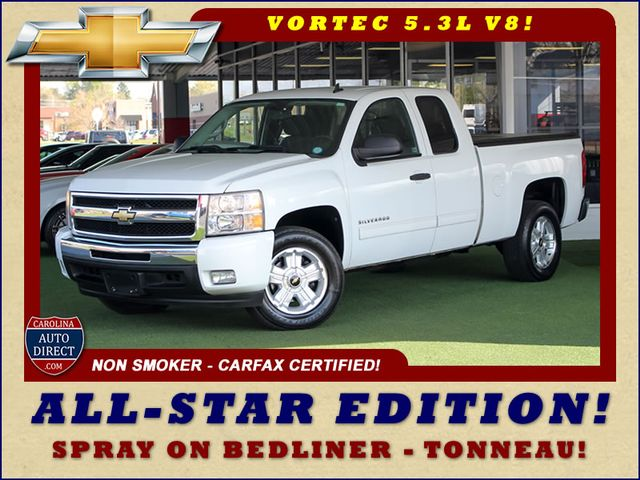 2011 Chevrolet Silverado 1500 LT EXT Cab RWD - ALL STAR EDITION! Mooresville , NC 0