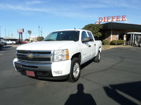 2011 Chevrolet Silverado 1500 LT in Oklahoma City, OK