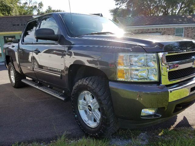 2011 Chevrolet Silverado 1500 LT Pensacola, Florida 7