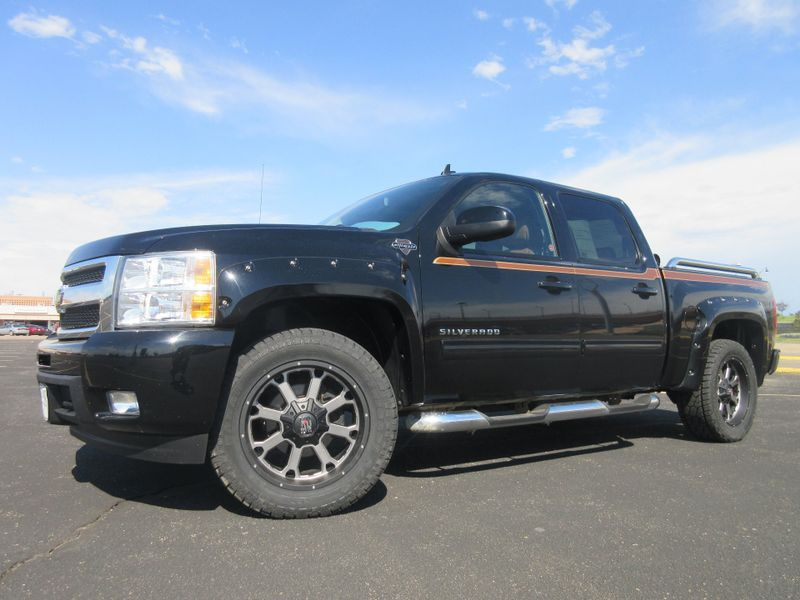 2011 Chevrolet Silverado 1500 LTZ  Fultons Used Cars Inc  in , Colorado