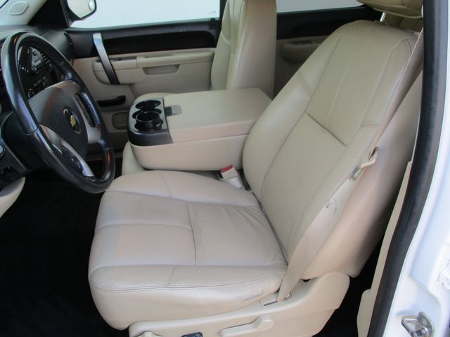 2011 Chevrolet Silverado 1500 Z71 LT Crew Cab 4x4 Plano, Texas 13
